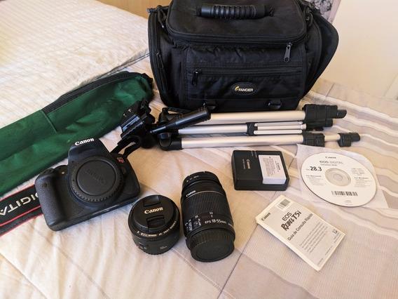 Câmera T5i Canon