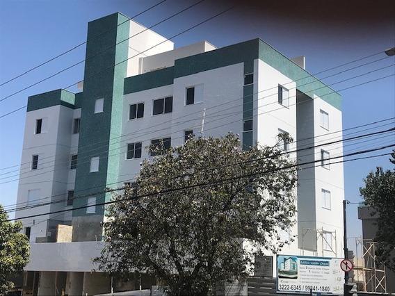 Apartamento Com Área Privativa Com 2 Quartos Para Comprar No Sagrada Família Em Belo Horizonte/mg - Ch5123