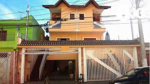 Sobrado À Venda, 208 M² Por R$ 685.000,00 - Vila Rosália - Guarulhos/sp - So0207