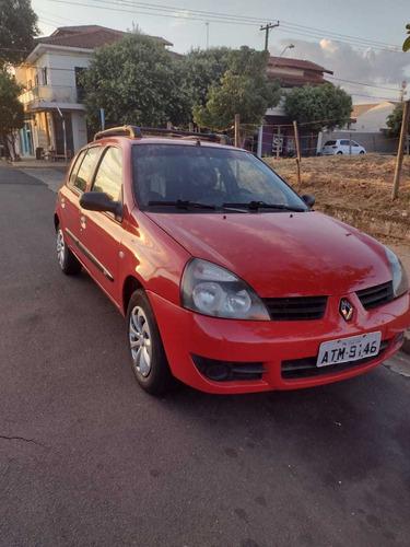 Imagem 1 de 6 de Renault Clio 2011 1.0 16v Campus Hi-flex 5p