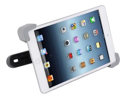 Imagem 1 de 10 de Suporte Veicular Universal Encosto Banco Tablet 7 À 11 Auto