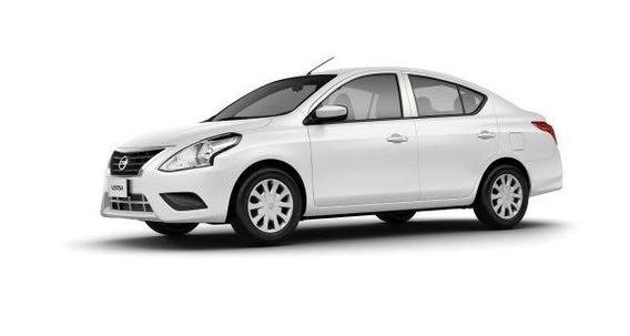 Nissan Versa 1.0 12v Conforto 4p 2017