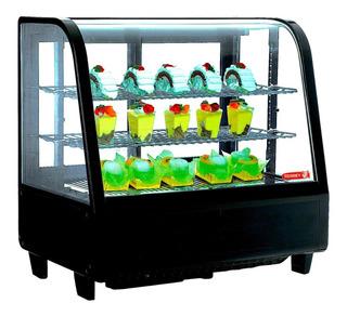 Vitrina Refrigerada Torrey Mostrador Para Postres + 2 Regalo