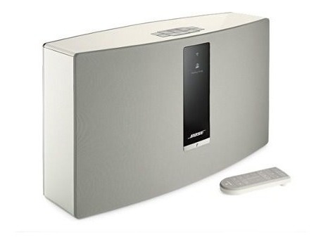 Bose Soundtouch 30 Series 3 Iii Bluetooth Wi-fi Branca
