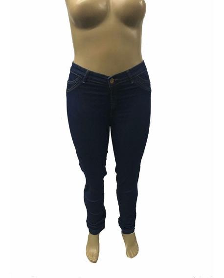 Promoção Calça Feminina Jeans Plus Size Tamanho 64