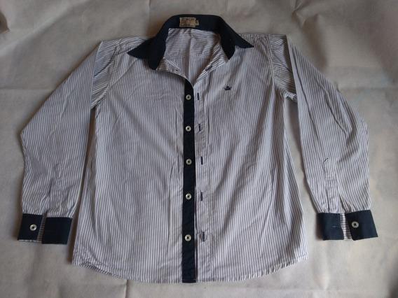 Camisa Social Urban City Tam 12