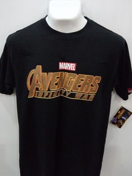 Playera Avengers Infinity War Caballero Grande
