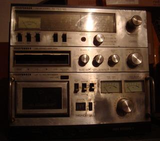 Radio Antigo Telefunken Hifi Studio 1