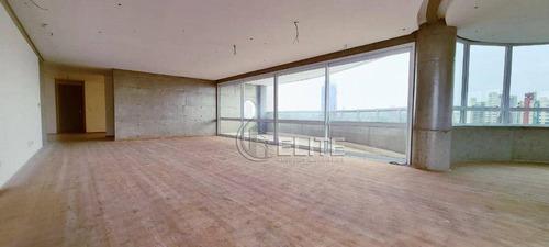 Apartamento Com 4 Dormitórios À Venda, 380 M² Por R$ 2.998.000,00 - Jardim - Santo André/sp - Ap0231