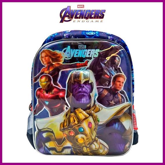 Mochila Maternal Avengers Thanos