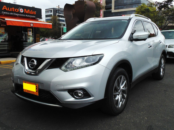 Nissan X-trail Exclusive T32 2.5 Tp 4x4 7 Puestos