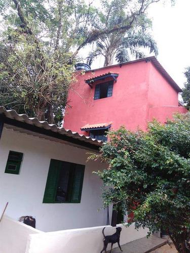 Imagem 1 de 14 de Chácara Em Itariri Com 05 Dormitórios. Ch065