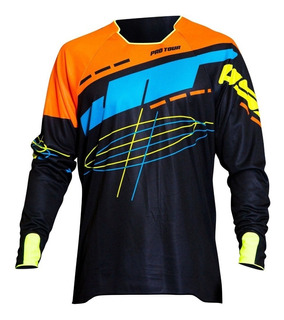 Camisa Enduro Masculina Jt Racing
