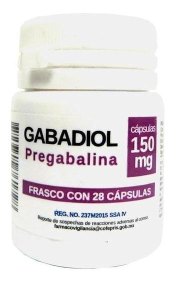 Pregabalina 150 Mg Frasco Con 28 Càpsulas