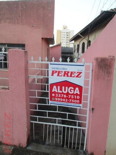 Casas Residenciais Para Alugar - 00706.001