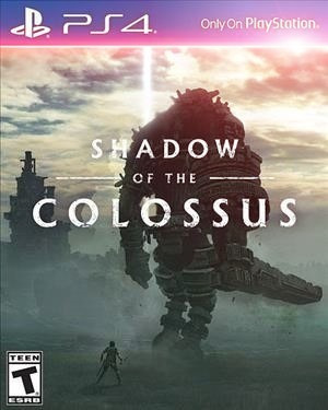 Shadow Of The Colossus Ps4 Original 2 Locação 8 Dias