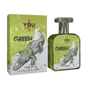 Perfume Masculino Green Da You Take On