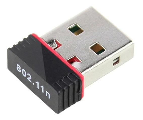Mini Adaptador Receptor Wireless Wifi Usb Mini Nano 150mbps