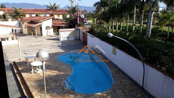 Pousada Com 15 Dormitórios À Venda, 720 M² Por R$ 1.700.000,00 - Pontal De Santa Marina - Caraguatatuba/sp - Po0003
