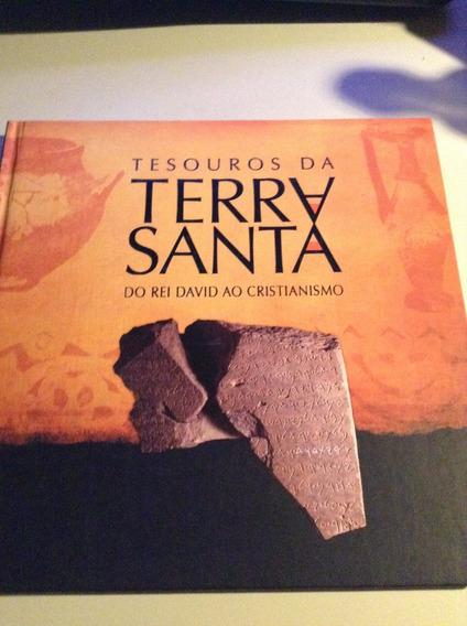 162 Livro Tesouros Da Terra Santa Rei David Ao Cristianismo