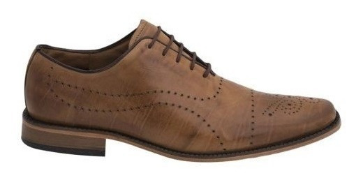 Zapato De Vestir Caballero Schatz Miel 180955 Cab 19 K