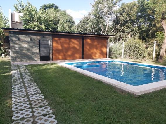 Casa Quinta Venta Con Loft Y Piscina De Nivel . En Cañuelas