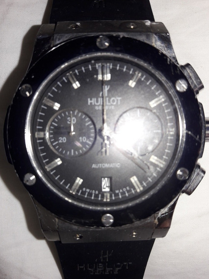 Relógio Hublot Fusion Conservadissimo. Réplica Perfeita