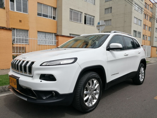 Jeep Cherokee Limited 3.2cc