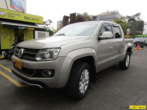 Volkswagen Amarok Highline Mt 2000