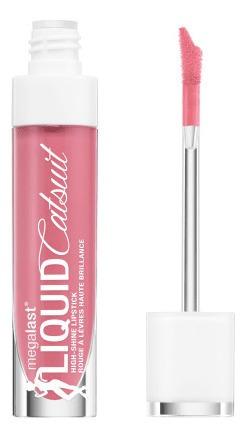 Wet N Wild - Megalast Liquid Catsuit High-shine Lipstick- Fl