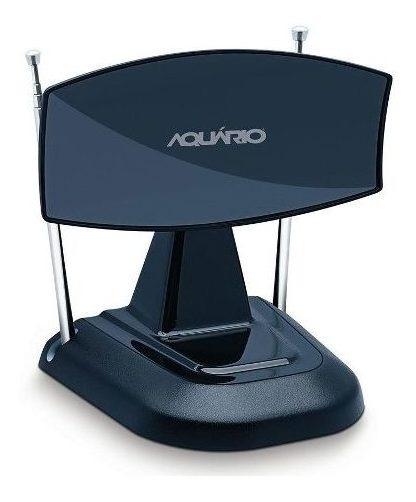 Antena Interna Mini Parabólica Aquário Tv-350