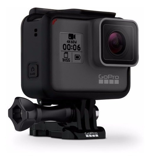 Go Pro Hero 6 Black Gopro Original 2017
