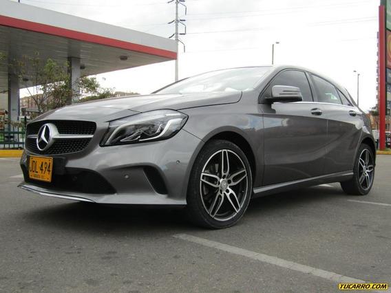 Mercedes Benz Clase A A200 1600cc At Aa Ab