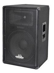 Bafle Soundbarrier Rx 115 250w Rms 500w Pico