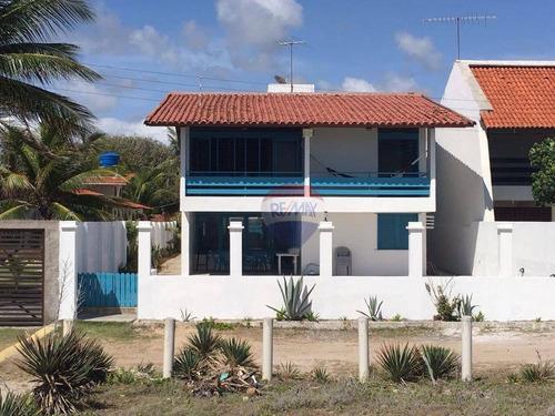 Casa Residencial À Venda, Enseada Dos Golfinhos, Ilha De Itamaracá. - Ca0008