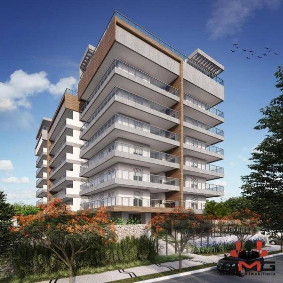 Cobertura 4 Dormitórios - Módulo 7 - Riviera De São Lourenço. - Co0236