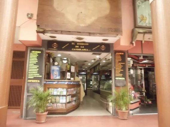 Local Pie De Calle ,alquiler Charcuteria, La Candelaria