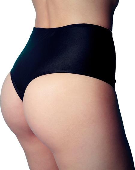 Bikini 2019 Malla Bombacha 33 Culote Tiro Alto Pin Up