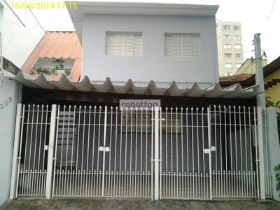 Sobrado Com 3 Dormitórios Em Indianópolis - Rb2022