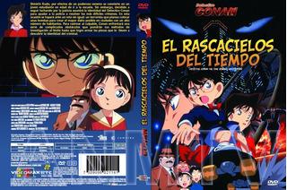 Dvd Detective Conan Movie Cuenta Regresiva Al Cielo en