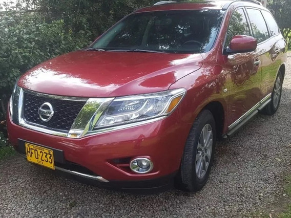 Nissan Pathfinder Advance 4x4