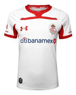 Jersey Toluca Adulto Visita 18/19 Original Under Armour