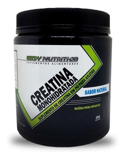 Creatina Monohidratada 300g - Wedy Nutrition