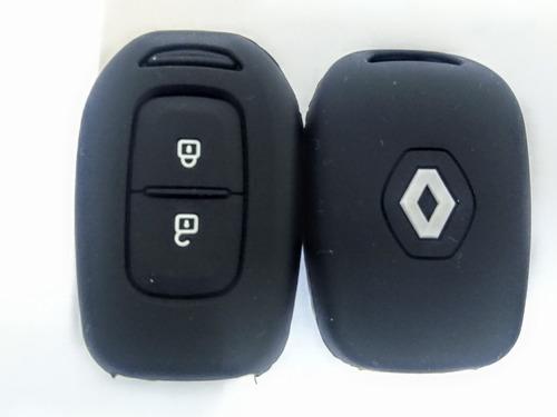 Imagen 1 de 1 de Funda Silicon Llave Control Renault Logan - Duster