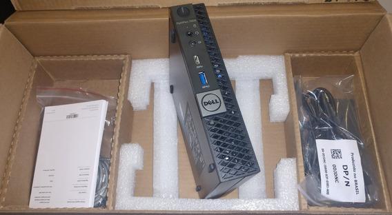 Cpu Dell Optiplex 7050m I5 6ºger 8gb Ddr4 500gb