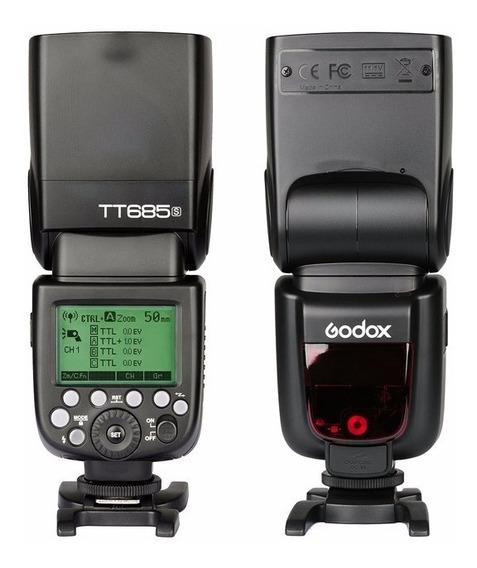 Flash Speedlight Godox Ttl 685s Para Sony