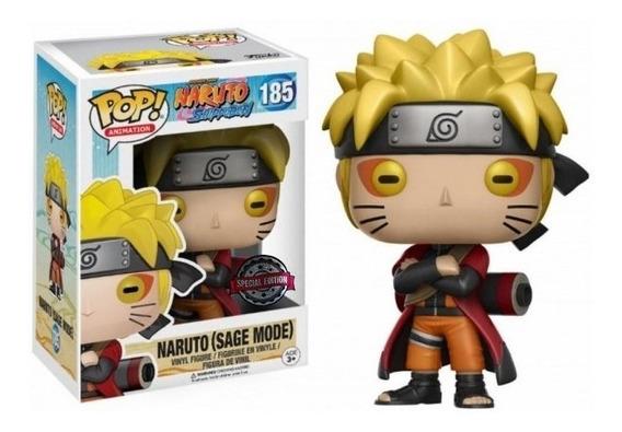 Funko Pop! Naruto Shippuden Naruto Sage Mode 185