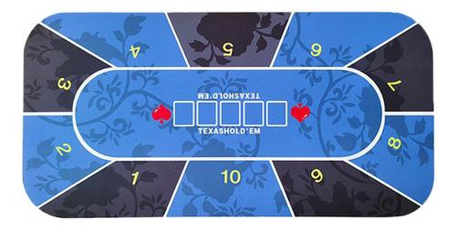 Diseño De La De Póquer Tapete De 120x60cm Tablero De Liso