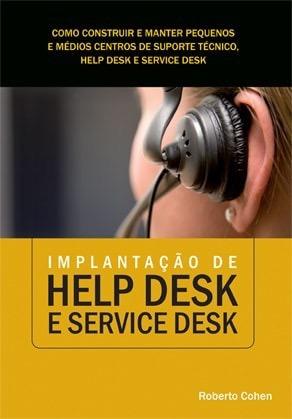 Imagem 1 de 1 de Livro Implantação De Help Desk E Service Desk Novatec Edit