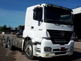 Mercedes-benz Mb Axor 2640 - 05/06 - Km: 720158 -